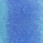 Alternance verticale Turquoise Outremer Turquoise